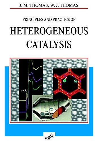 9783527292394: Principles and Practice of Heterogeneous Catalysis (Chemistry)