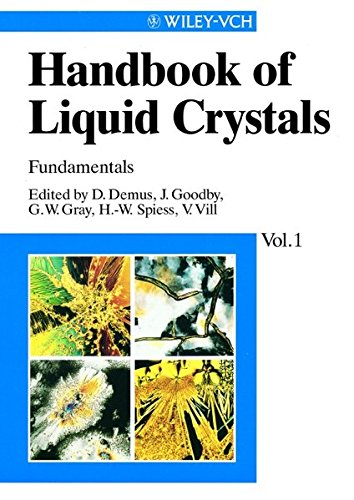 9783527292707: Fundamentals, Volume 1, Handbook of Liquid Crystals