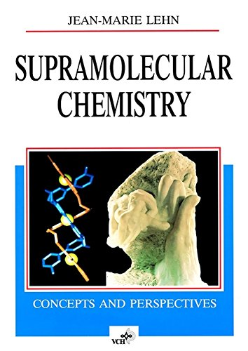 9783527293117: Supramolecular Chemistry: Concepts and Perspectives : A Personal Account