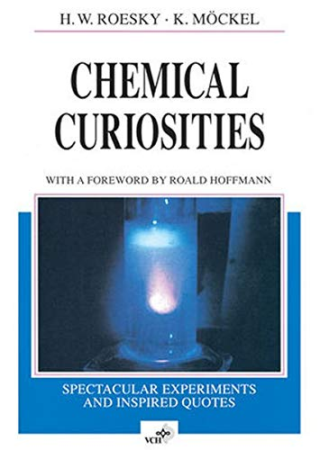 9783527294145: Chemical Curiosities