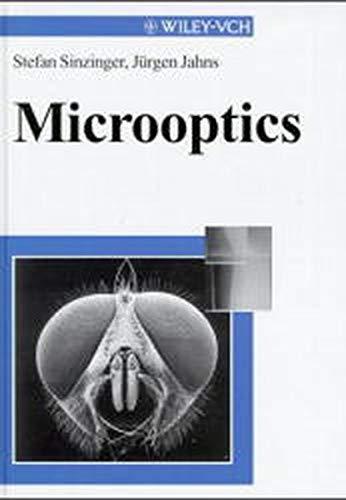 9783527294282: Microoptics