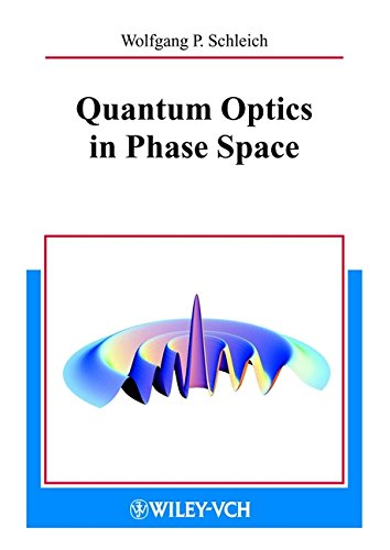 Quantum Optics in Phase Space: Wolfgang P. Schleich