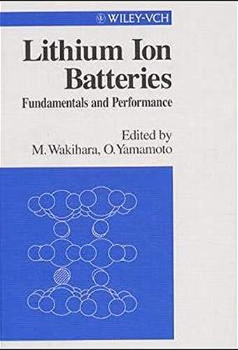 9783527295692: Lithium-Ion Batteries