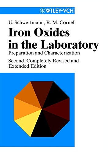 9783527296699: Iron Oxides in the Laboratory: Preparation and Characterization