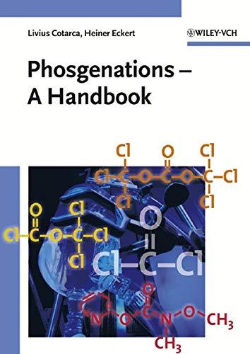 9783527298235: Phosgenations: A Handbook (Chemistry)