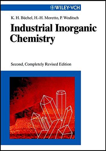 9783527298495: Industrial Inorganic Chemistry