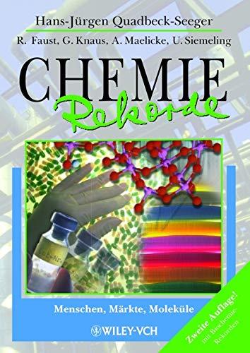 9783527298709: Chemie-Rekorde 2 Auflage