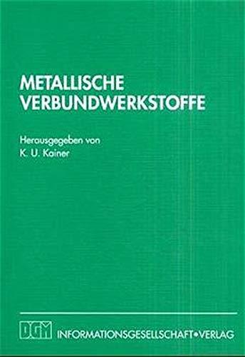 9783527299232: Metallische Verbundwerkstoffe (Paper Only)