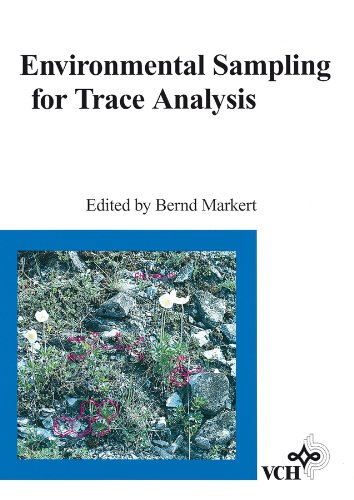 9783527300518: Environmental Sampling for Trace Analysis