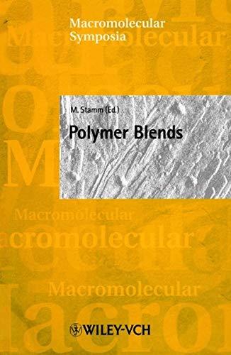 9783527301287: Polymer Blends (Macromolecular Symposia)