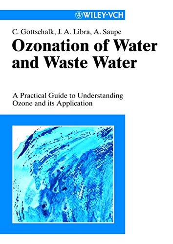 9783527301782: Ozonation of Drinking Water and of Wastewater