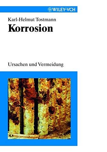 9783527302031: Korrosion: Ursachen und Vermeidung (German Edition)