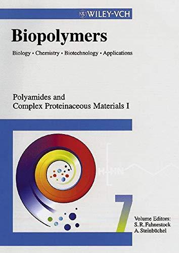 Biopolymers 7: Alexander Steinbüchel