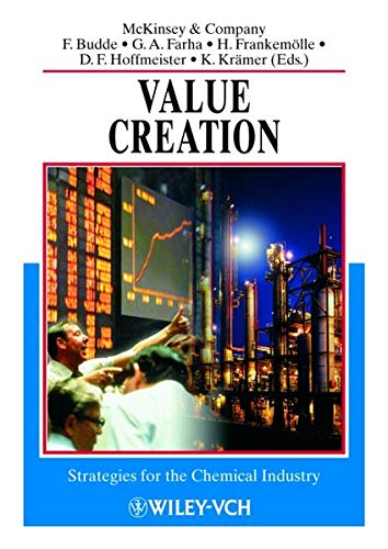 9783527302512: Value Creation: Strategies for the Chemical Industry