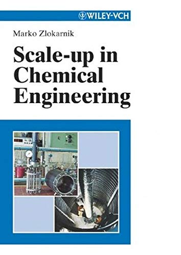 Scale-up in Chemical Engineering: Marko Zlokarnik
