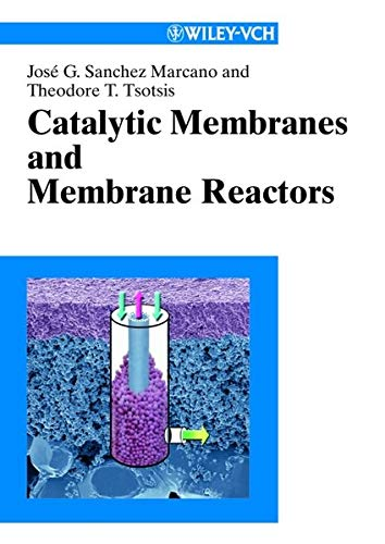 9783527302772: Catalytic Membranes and Membrane Reactors