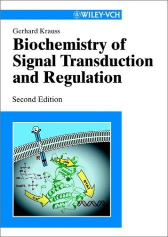 9783527303779: Biochemistry of Signal Transduction and Regulation