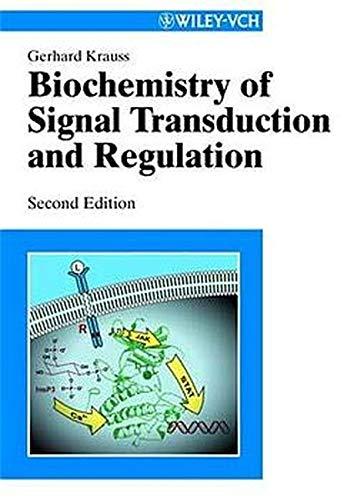 9783527303786: Biochemistry of Signal Transduction and Regulation, 2nd Edition