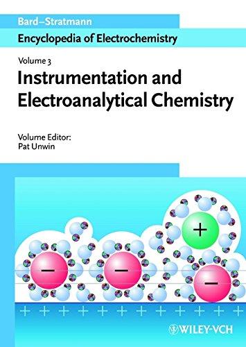 9783527303953: Encyclopedia of Electrochemistry V 3 - Instrumentation and Electroanalytical Chemistry