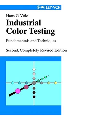 9783527304363: Industrial Color Testing: Fundamentals and Techniques