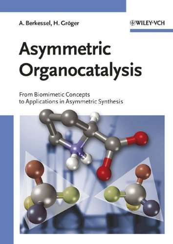 Asymmetric Organocatalysis: Albrecht Berkessel