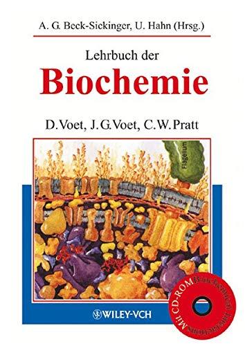 9783527305193: Lehrbuch der Biochemie (German Edition)