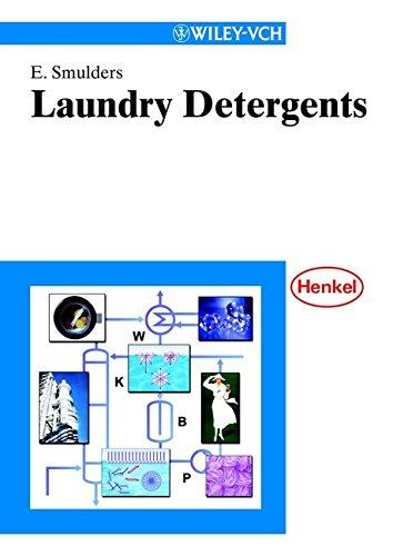 9783527305209: Laundry Detergents