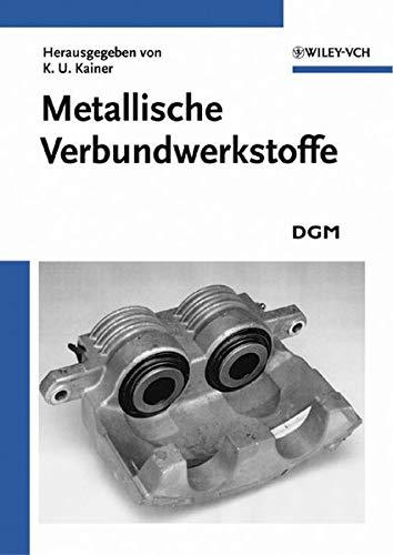 9783527305322: Metallische Verbundwerkstoffe