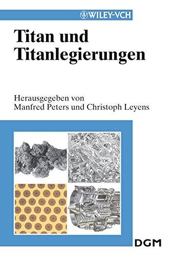 Titan und Titanlegierungen: Manfred Peters