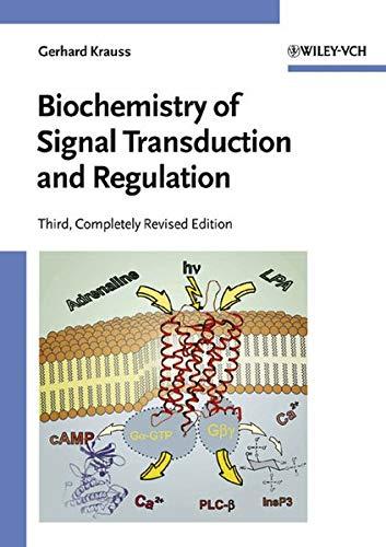 9783527305919: Biochemistry of Signal Transduction and Regulation