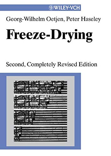 9783527306206: Freeze-Drying
