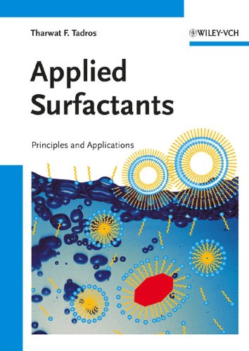9783527306299: Applied Surfactants: Principles and Applications