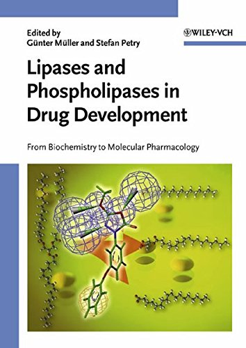 9783527306770: Lipases and Phospholipases in Drug Development: From Biochemistry to Molecular Pharmacology