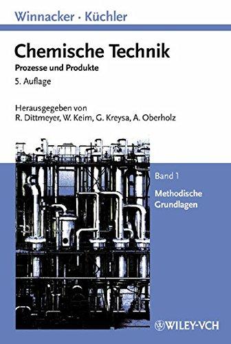 9783527307678: Winnacker-Kuchler: Chemische Technik (Winnacker, Chemische Technik (Vch))