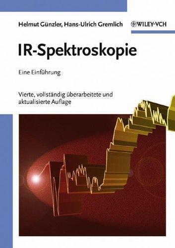9783527308019: IR-Spektroskopie: Eine Einführung (German Edition)