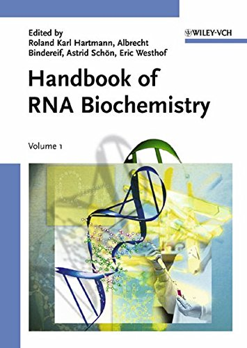 9783527308262: Handbook of RNA Biochemistry. 2 Vol.Set