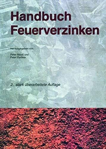 9783527309375: Handbuch Feuerverzinken (German Edition)