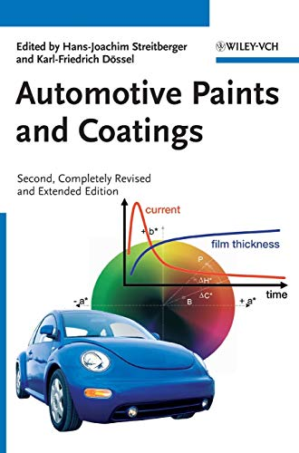 9783527309719: Automotive Paints and Coatings
