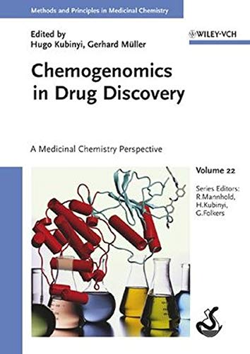 9783527309870: Chemogenomics in Drug Discovery: A Medicinal Chemistry Perspective