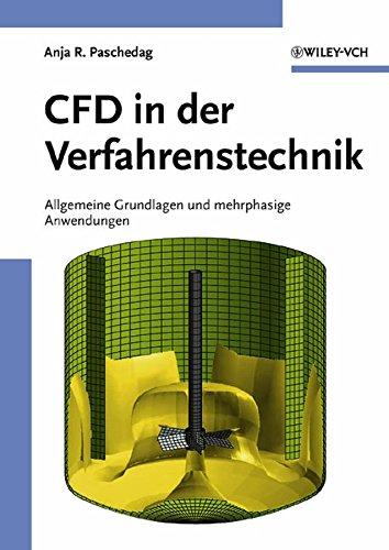 9783527309948: CFD in Der Verfahrenstechnik