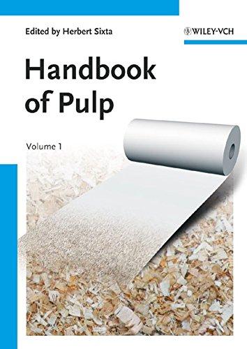 9783527309993: Handbook of Pulp. Two Volume Set.