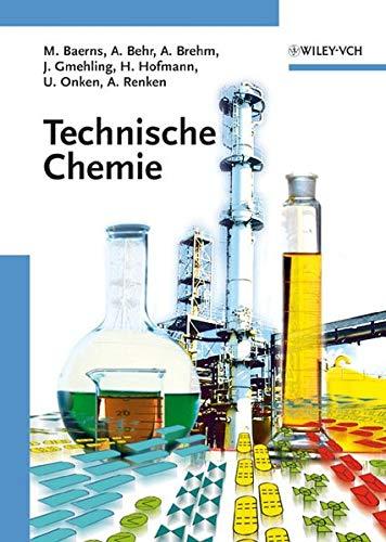 9783527310005: Technische Chemie: Lehrbuch