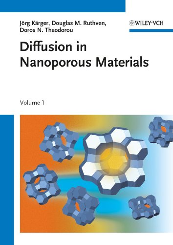 Diffusion in Zeolites and Other Microporous Solids. 2 Bände: Jörg Kärger
