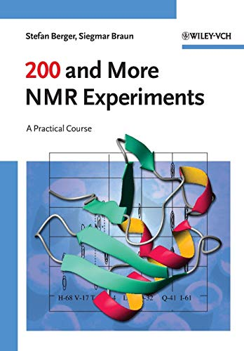 9783527310678: 200 and More NMR Experiments: A Practical Course (Chemistry)