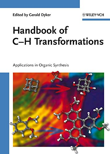 9783527310746: Handbook of C-H Transformations: Applications in Organic Synthesis 2 Volume Set