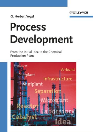 Process Development: G. Herbert Vogel