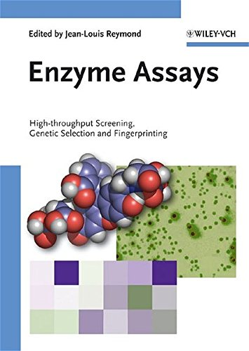 Enzyme Assays : High-Throughput Screening, Genetic Selection