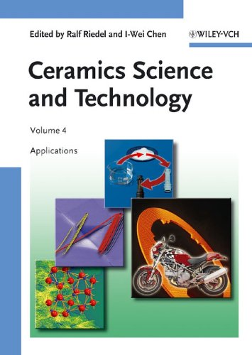 9783527311583: Ceramics Science and Technology, Applications (Ceramics Science and Technology (VCH)) (Volume 4)