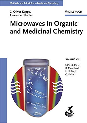 9783527312108: Microwaves in Organic and Medicinal Chemistry, Volume 25 (Methods and Principles in Medicinal Chemistry)