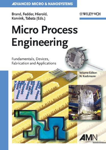 Micro Process Engineering: Norbert Kockmann